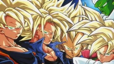 Trunks and Vegitos Tag-team -Super Dragon Ball Heroes