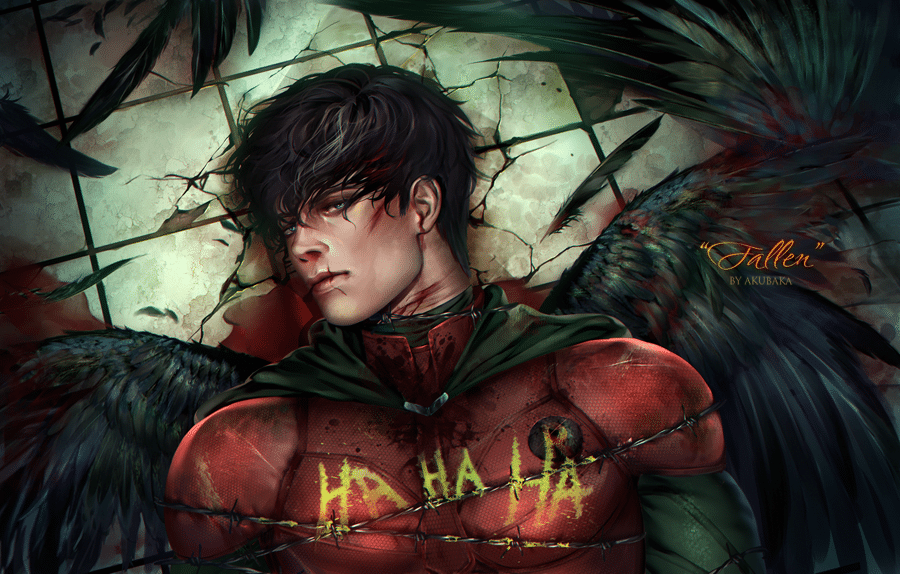 Jason Todd dies by the hands of Joker
