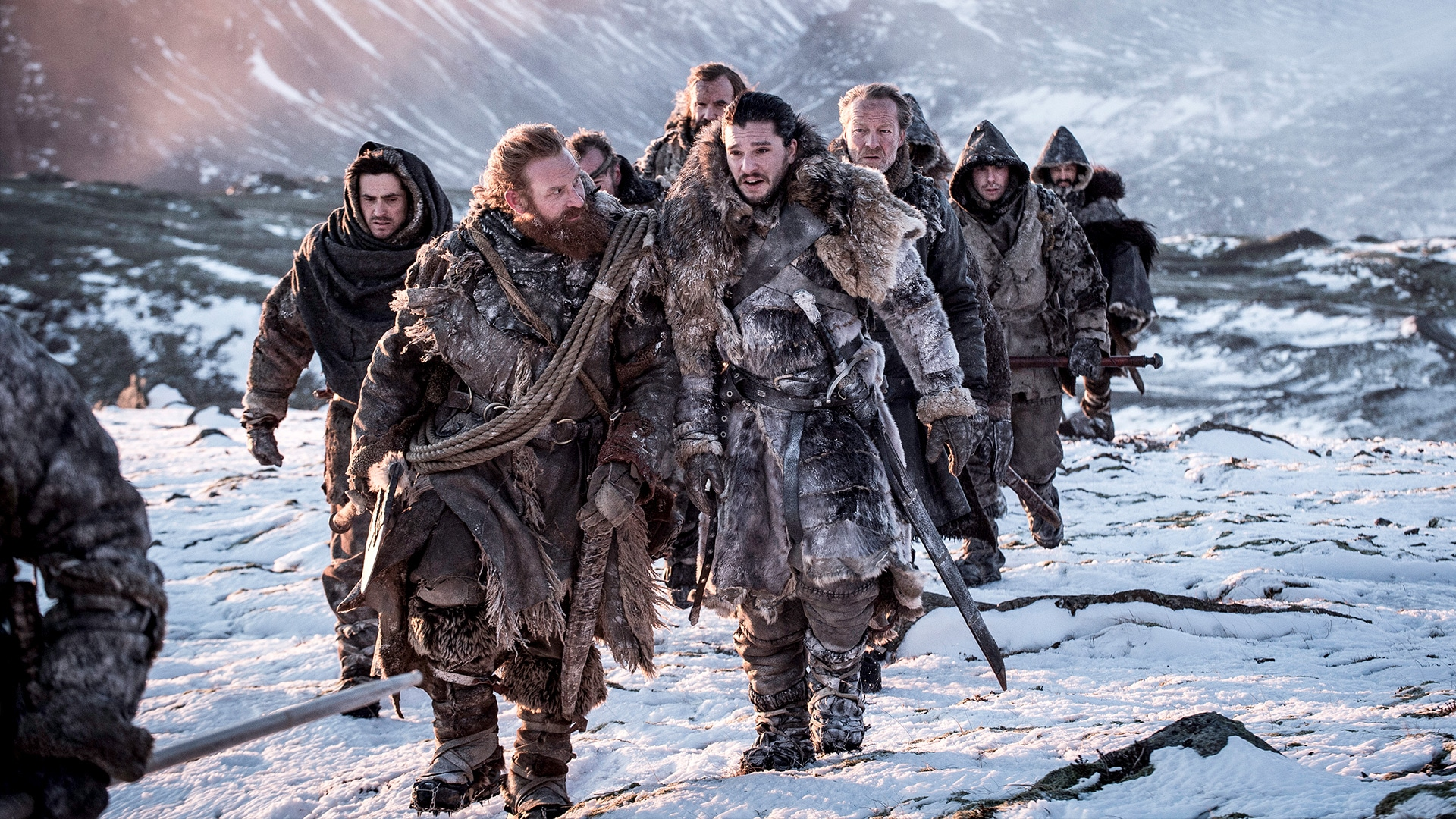 Game of Thrones : Beyond the Wall