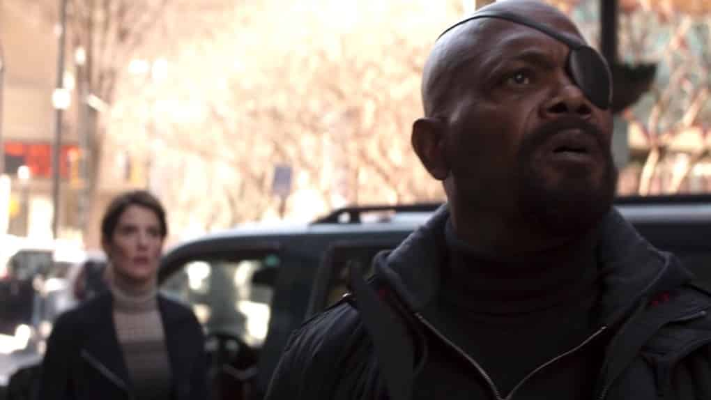 The most important aspect of Marvel, Nick Fury's death