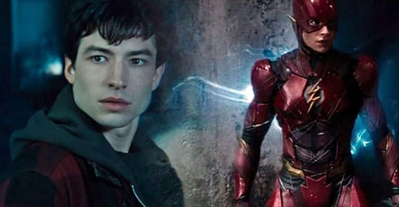Alert: New Time Armor of The Flash Resembles his Synder Suit