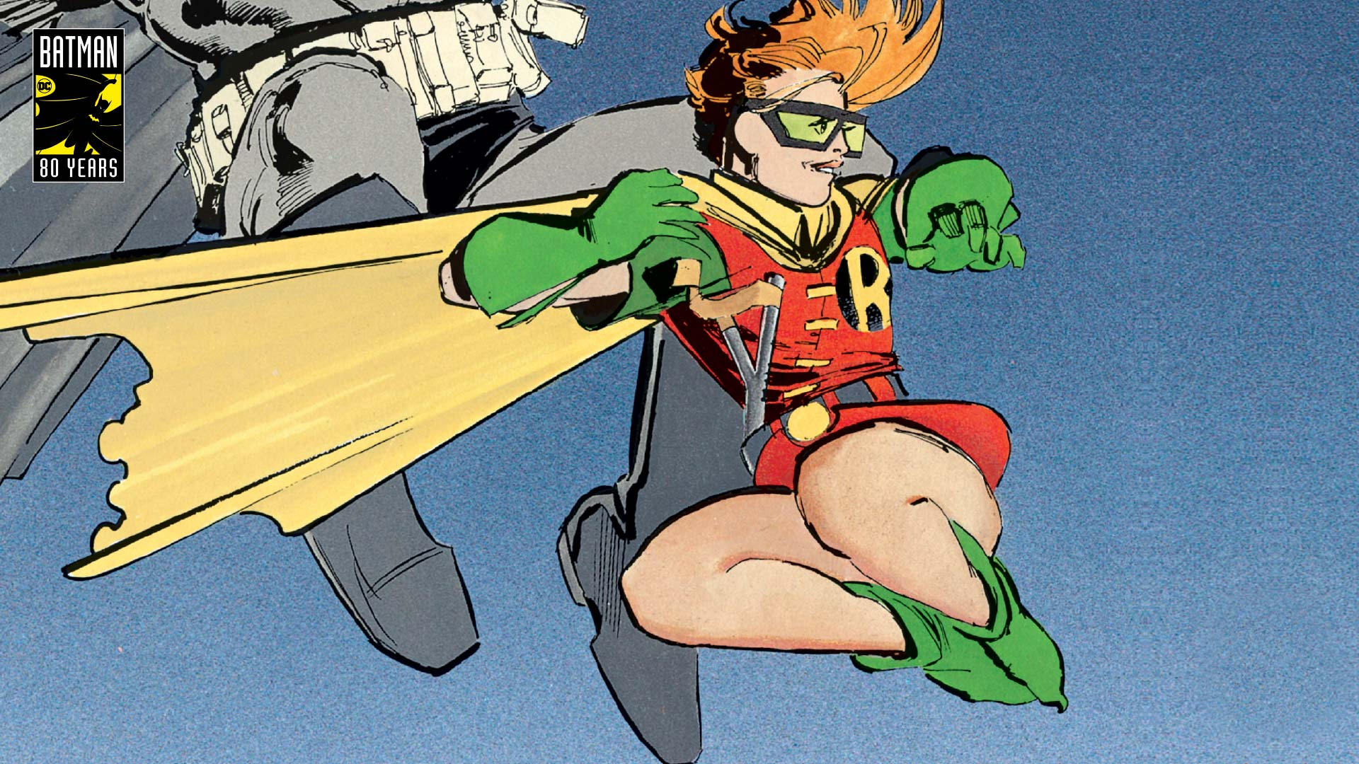 Carrie Kelly: Batman's future sidekick!
