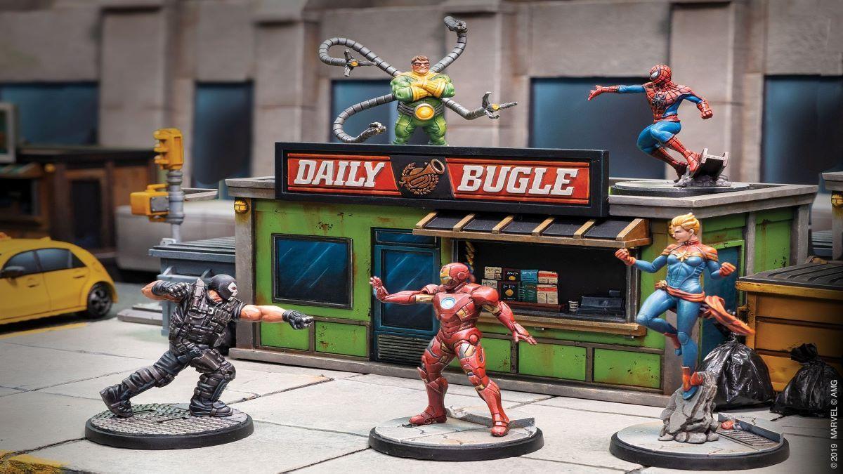 Marvel Game