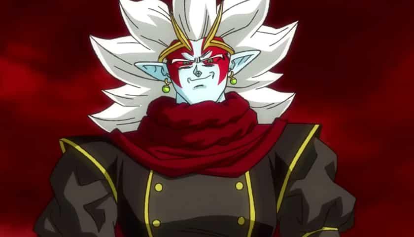 The Dark King- Mechikabura