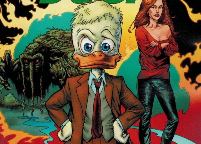 Marvel Comic Character- Howard The Duck