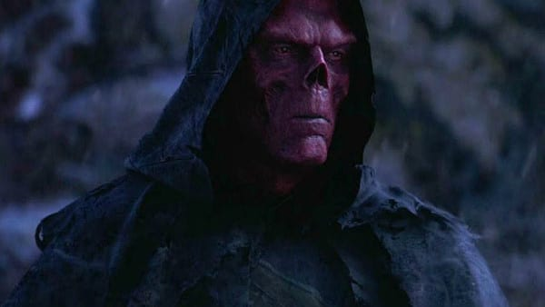 Is This a Comeback for Red Skull?