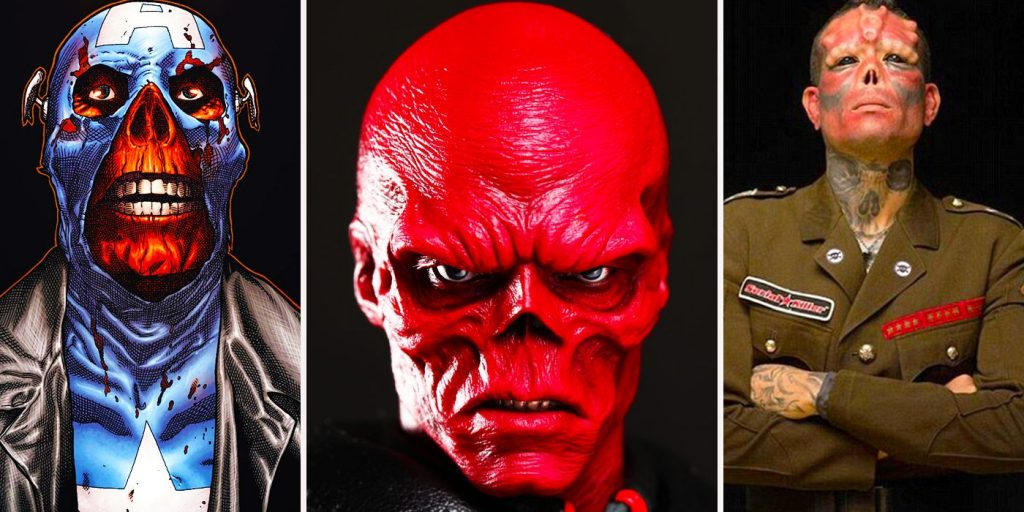 Marquand's Diplomatic reply on Red Skull's Role