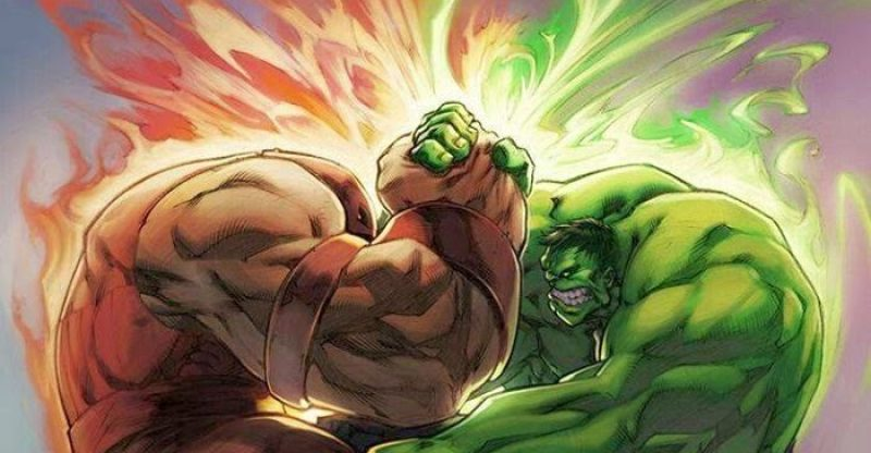 Marvel:The Hulk to Face One of The Unstoppable!