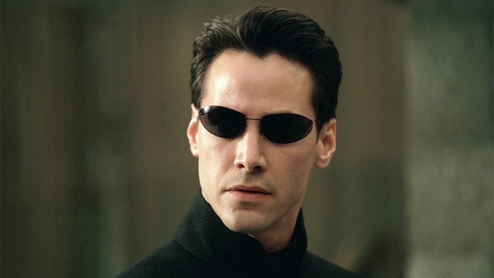 Matrix Trilogy Reloaded on Netflix!