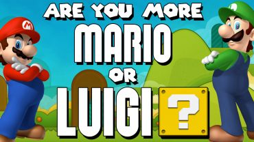 Mario:One of The Iconic Hero but Luigi is Far Better!