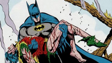 How Jason Todd Revived from The Death in the Red Hood