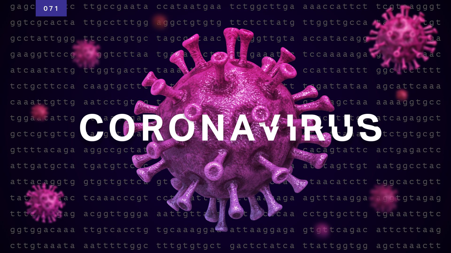 The deadly spread of Coronavirus that started fron China