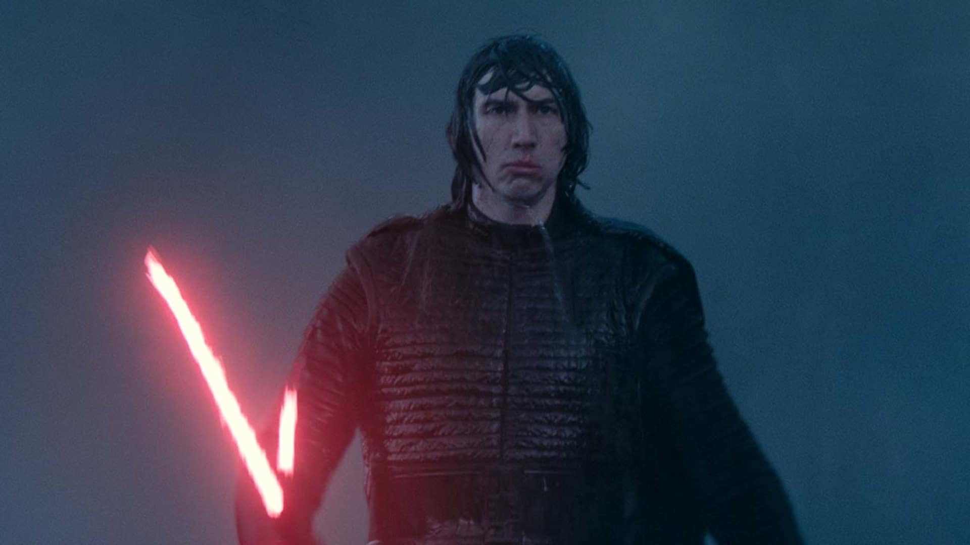 Kylo Ren gets Beaten by Rey and the reason gets revealed