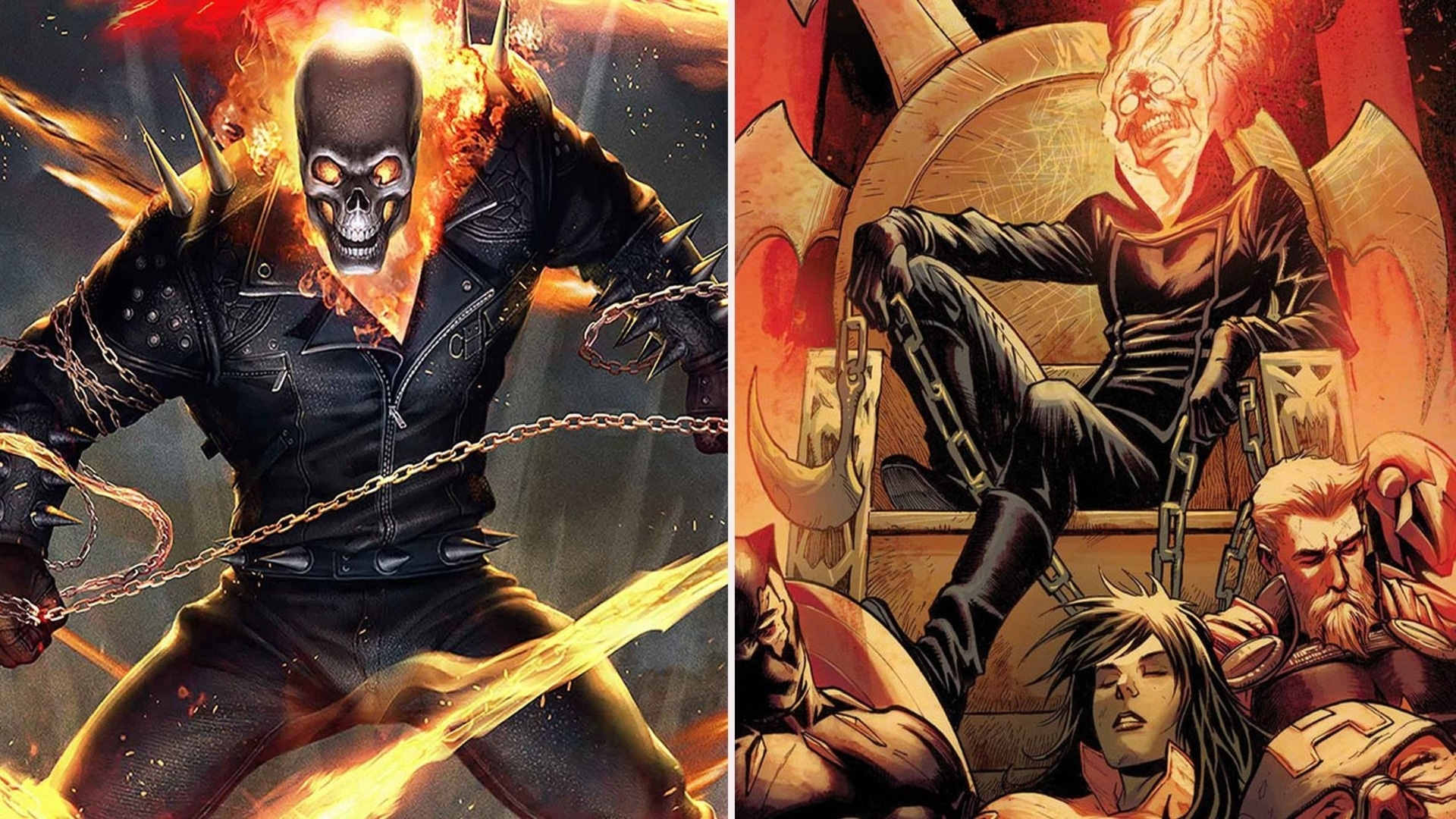 Ghost Rider is likely to be part of Marvel:Crisis Protocol