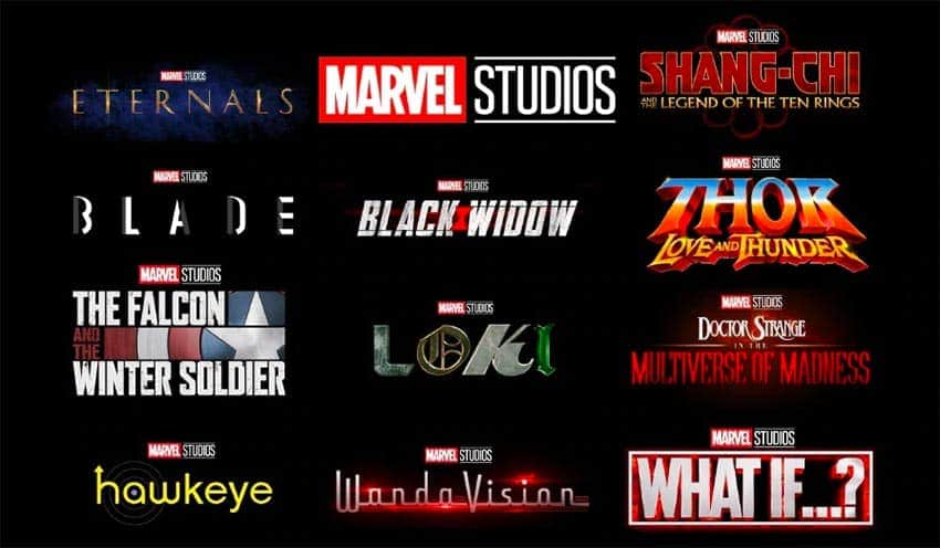 What Marvel has got to Offer!