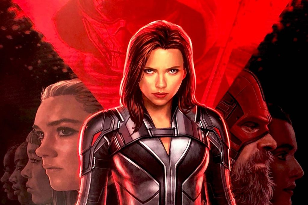 What is Black Widow all about?