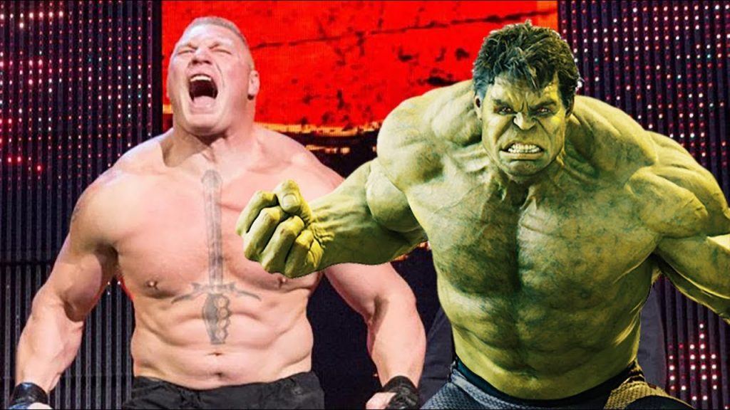 What is Lesnar's role in MCU