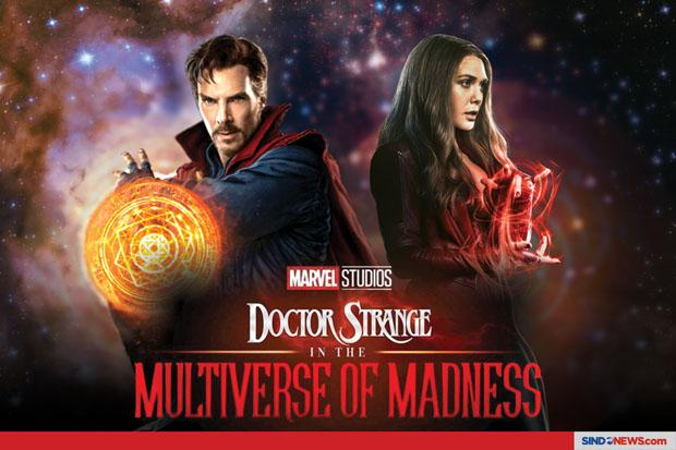 Marve Studios presents Doctor Strange