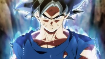 It's Between Moro and New Goku in the Dragon Ball Super!