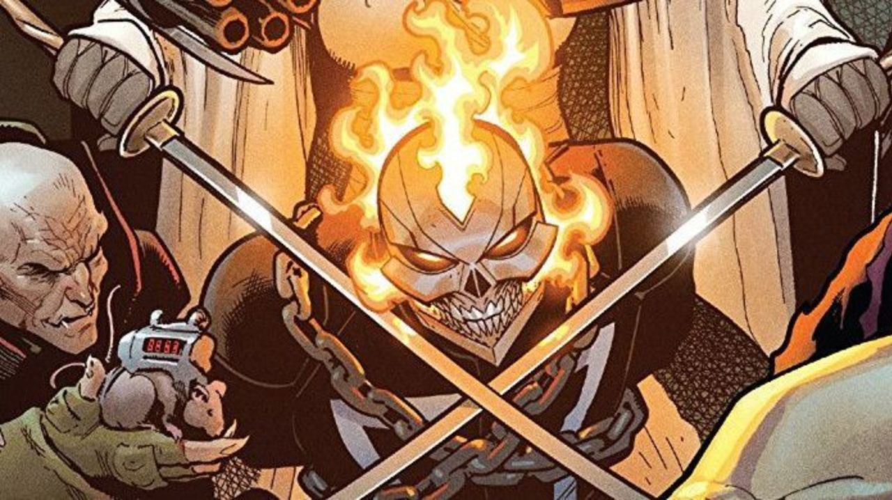 Alert:Comeback of One of the Ghost Rider Villain in Marvel!