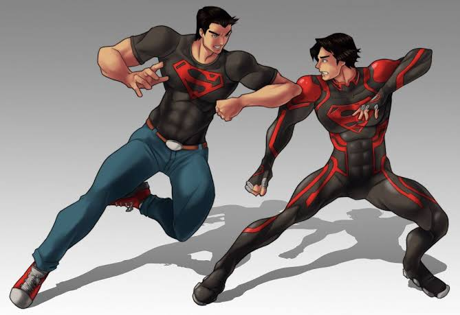 Connor Superboy v/s New 52 Superboy