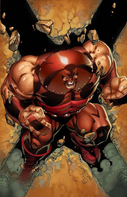 Juggernaut- The One Who Has Been X-Men Villian Since Years.