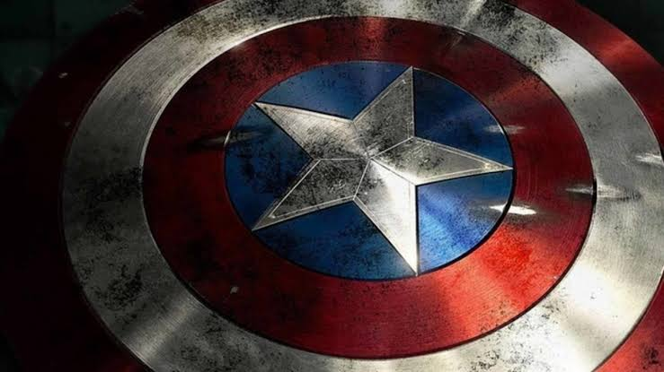 Captain America's Shield is made up of Vibranium.