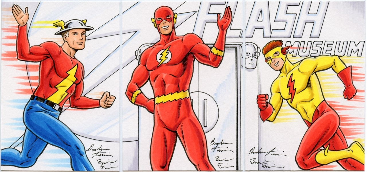Is Flash Still the Same Without His Legs?