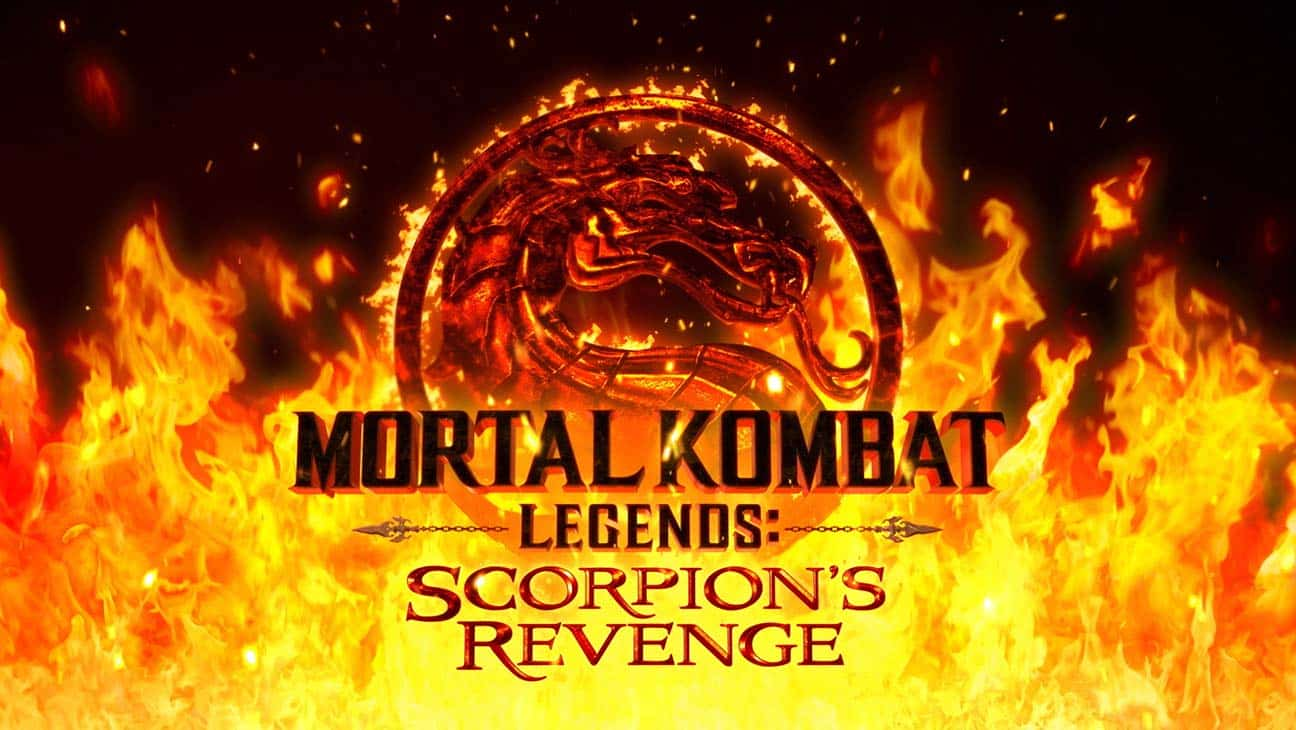 Mortal Kombat Legends: Revenge of the Death!