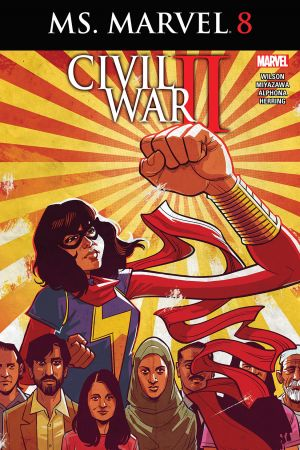 The Civil War II that took place in Marvel