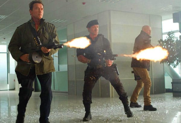 """Expendables 4 Script Is Great, but the film isn't a for sure thing yet"", says Randy Couture"