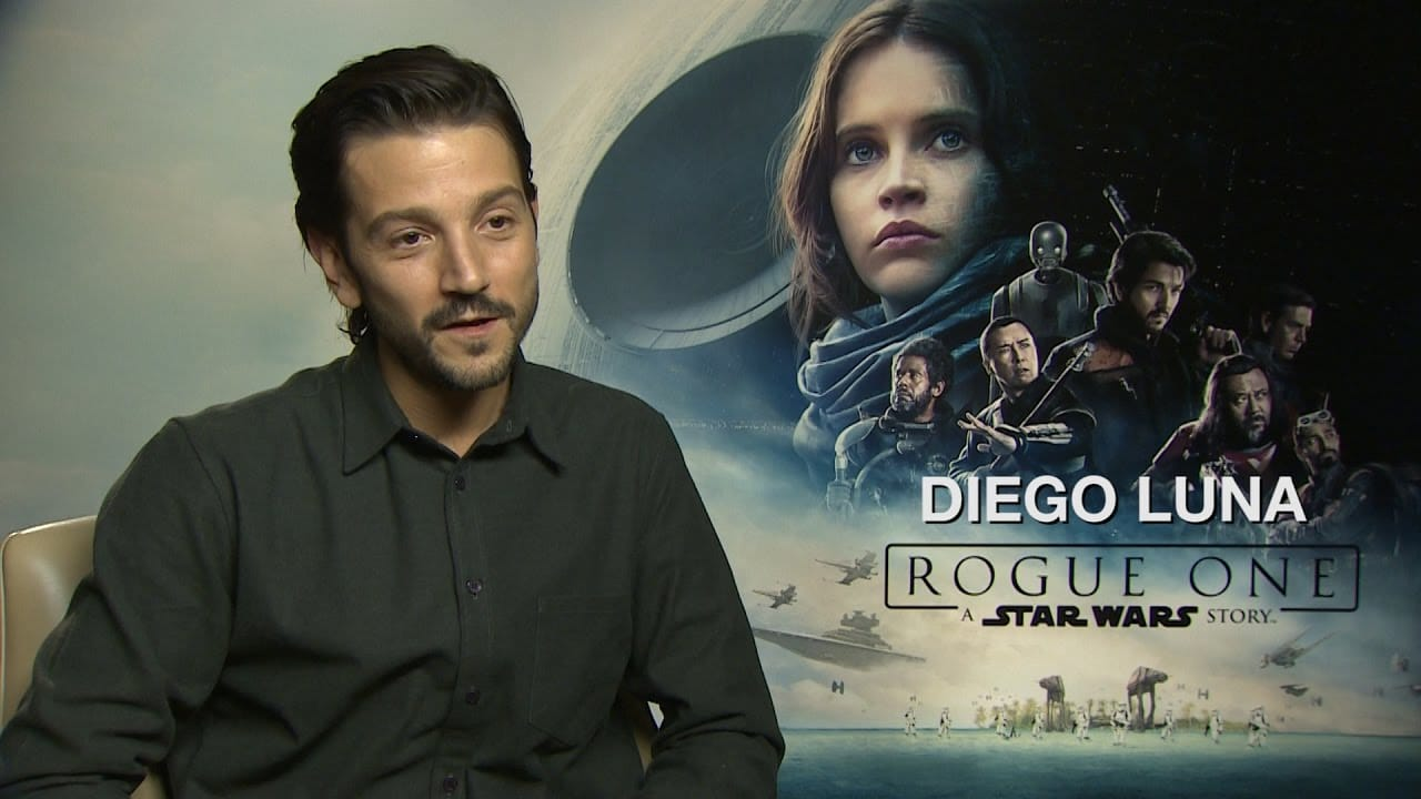 Star Wars : Luna talks of The Rumor on Rogue One