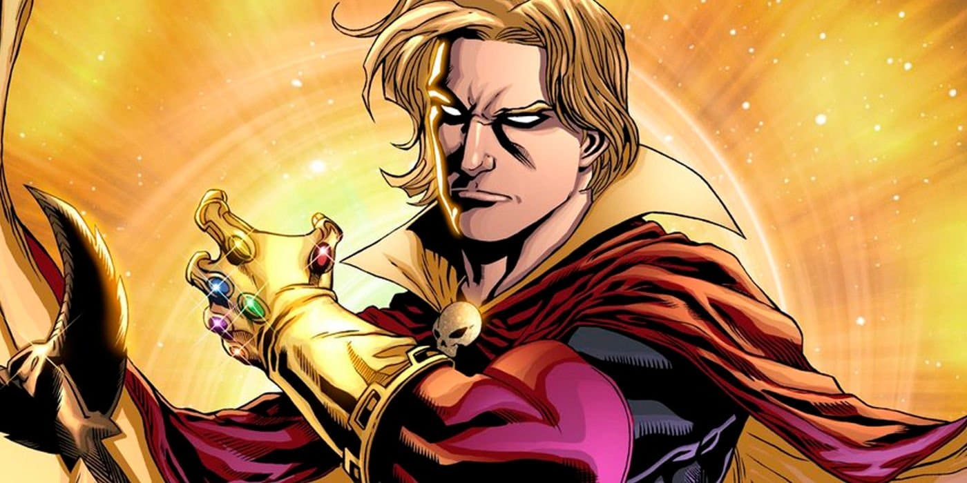Chabon keen to Make Adam Warlock Movie of the Marvel
