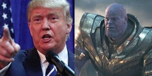 Saturday Night Live took a dig at Trump's Ebola Comments With Thanos Joke