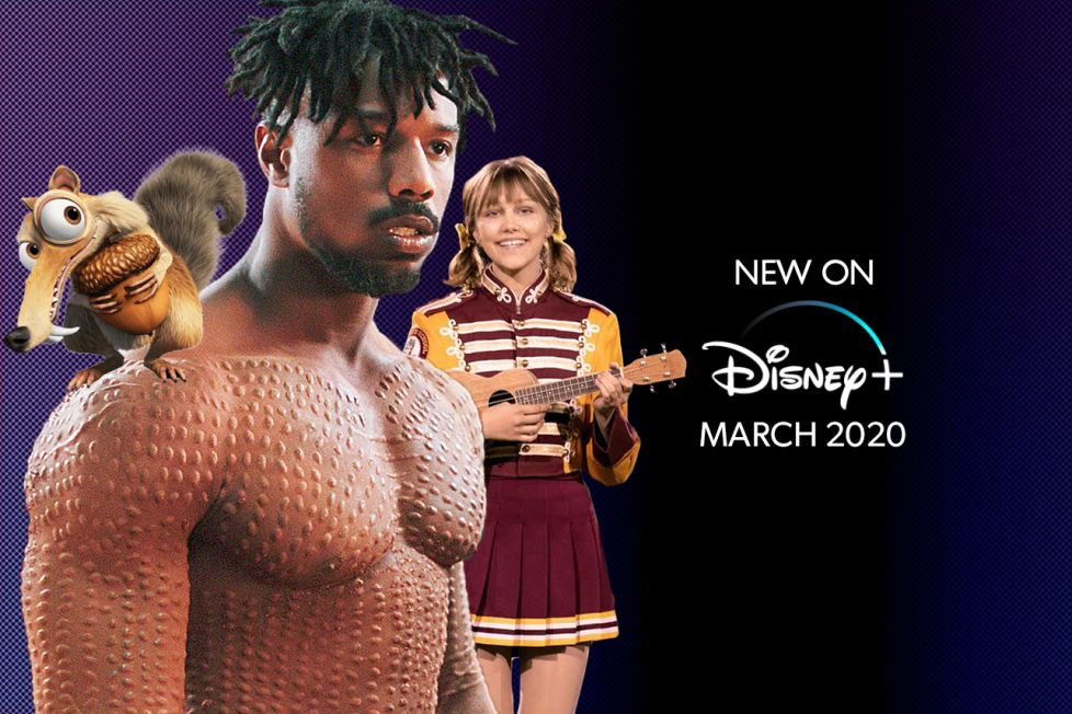 Are you excited for all the new upcoming originals on Disney+ this March?