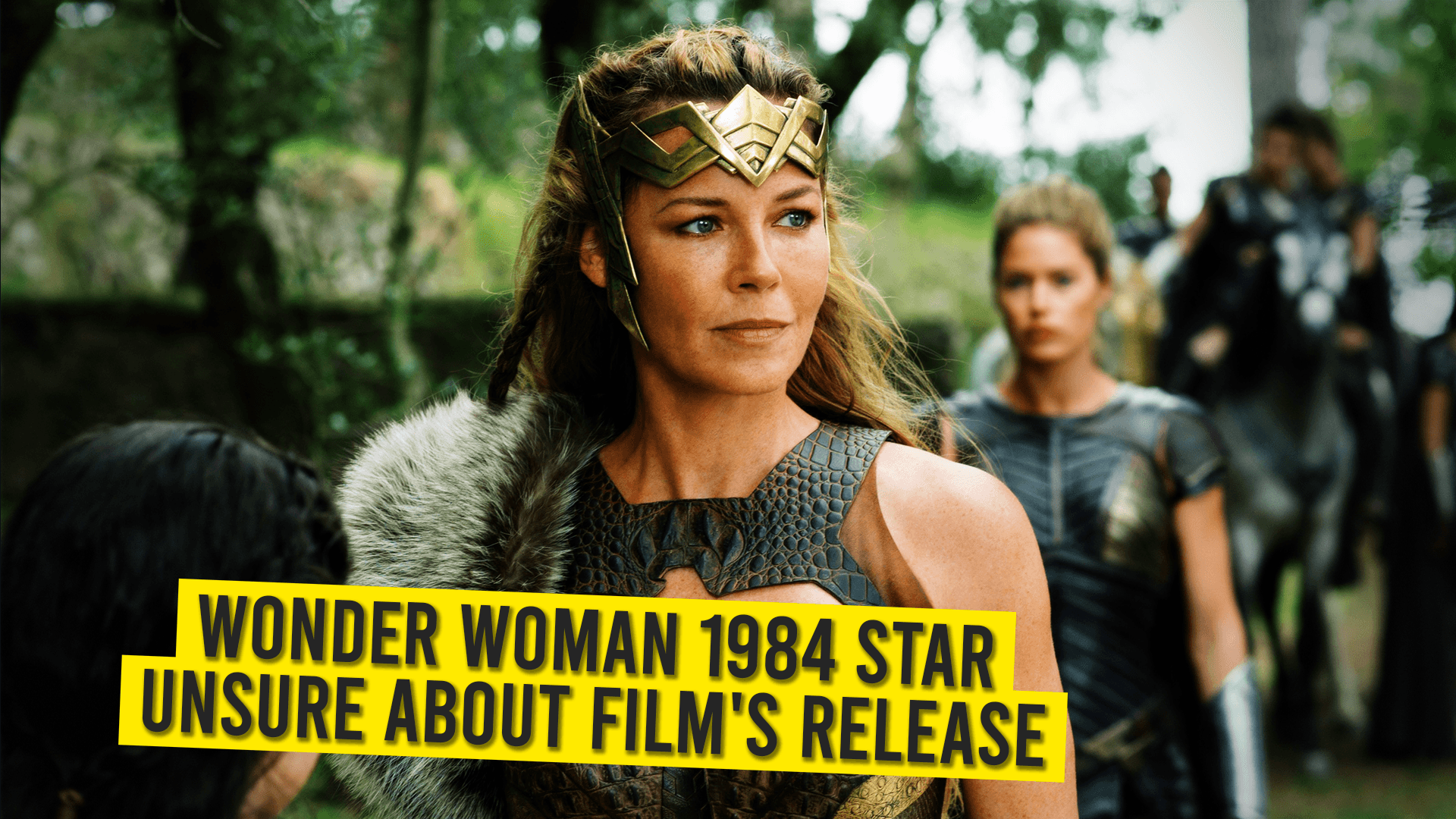 Actor Connie Nielson Admitted That She's Unsure Whether Wonder Woman 1984 Will Release In August