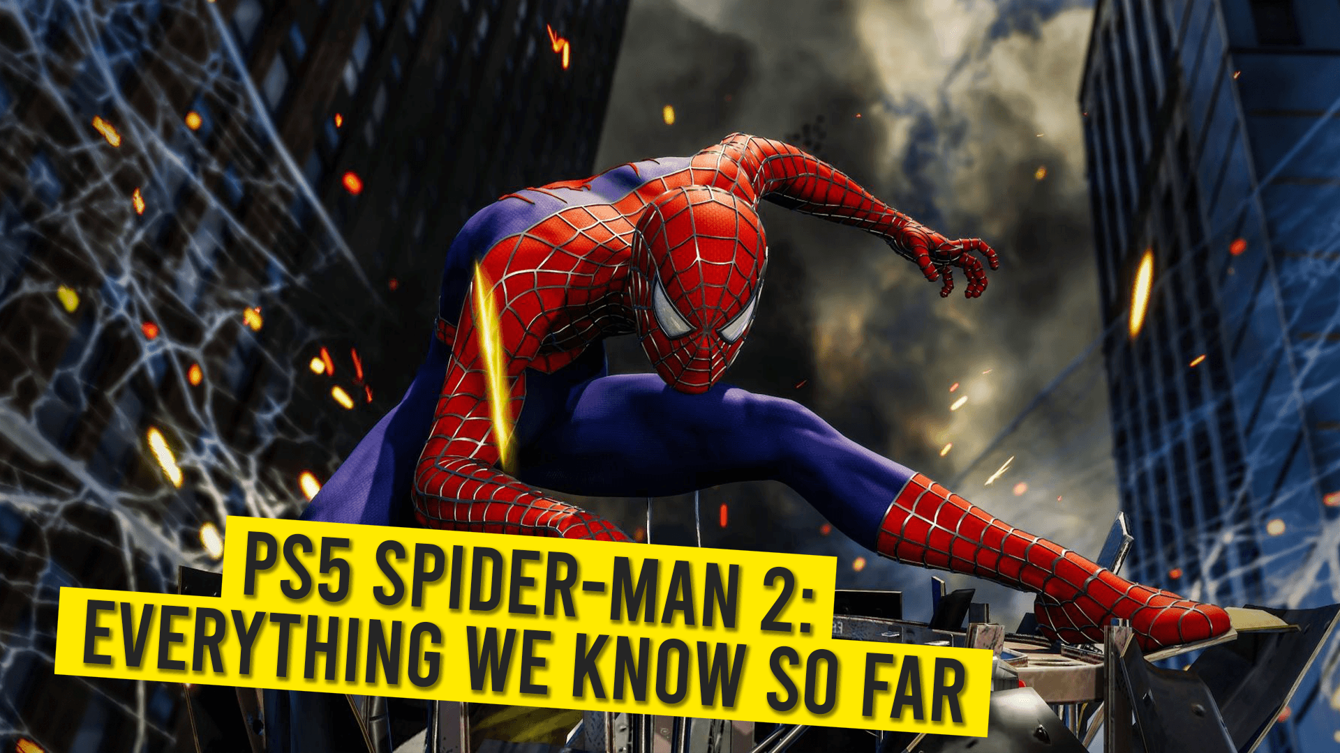 Spider-Man 2 coming on PS5