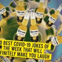 Jokes on COVID-19
