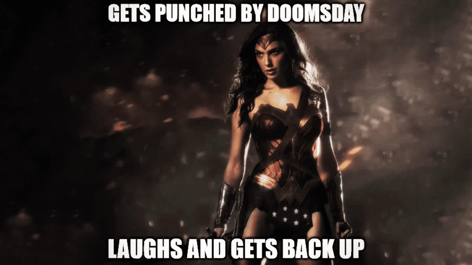 Funniest Wonder Woman Memes On The Internet!!! - Animated ...