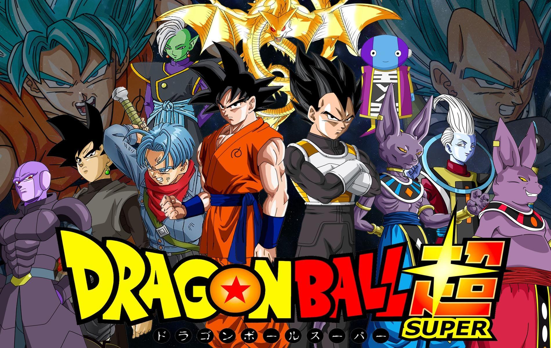 Dragon balls super poster