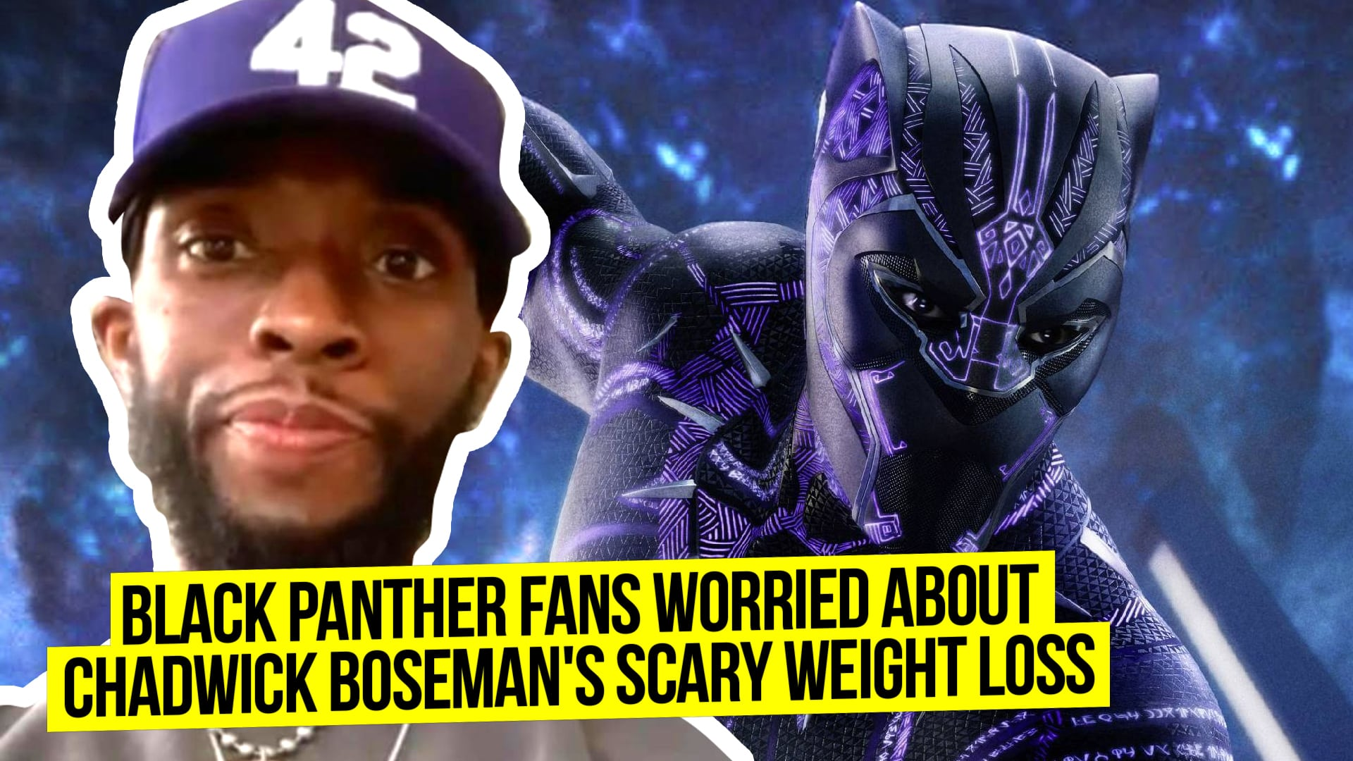 Black Panther Fans Worried About Chadwick Boseman S Scary Weight Loss Animated Times