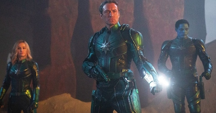 Captain Marvel: Yon-Rogg and Vers Team Up Against Skrulls In Concept Art -  Animated Times