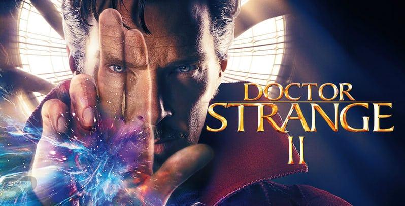 Dr strange part 4 poster