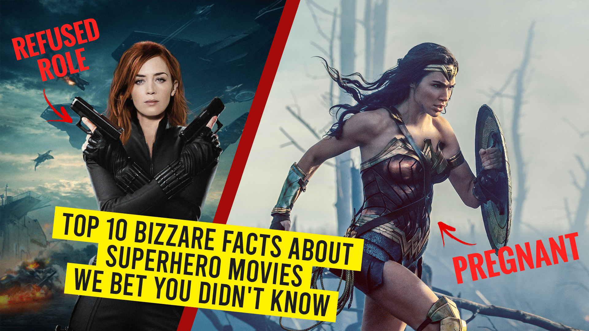 Facts About Superhero Movies