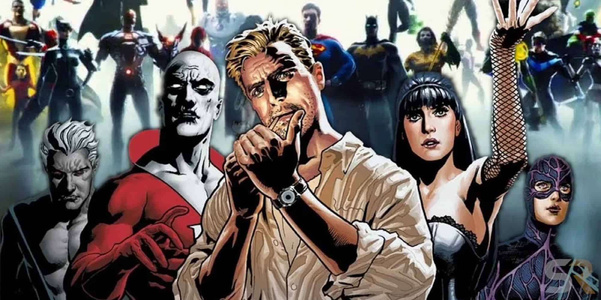 JJ Abrams Announces First HBO Max Series, Including Justice League Dark