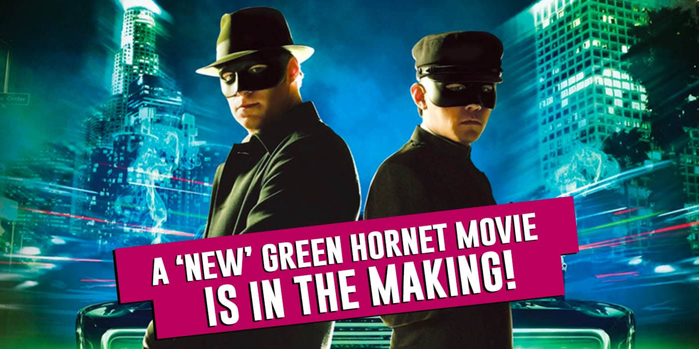 New Green Hornet And Kato Movie Coming Soon - Animated Times
