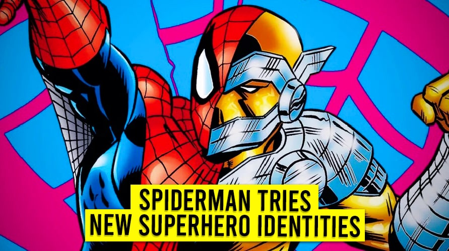 Spider Man identities