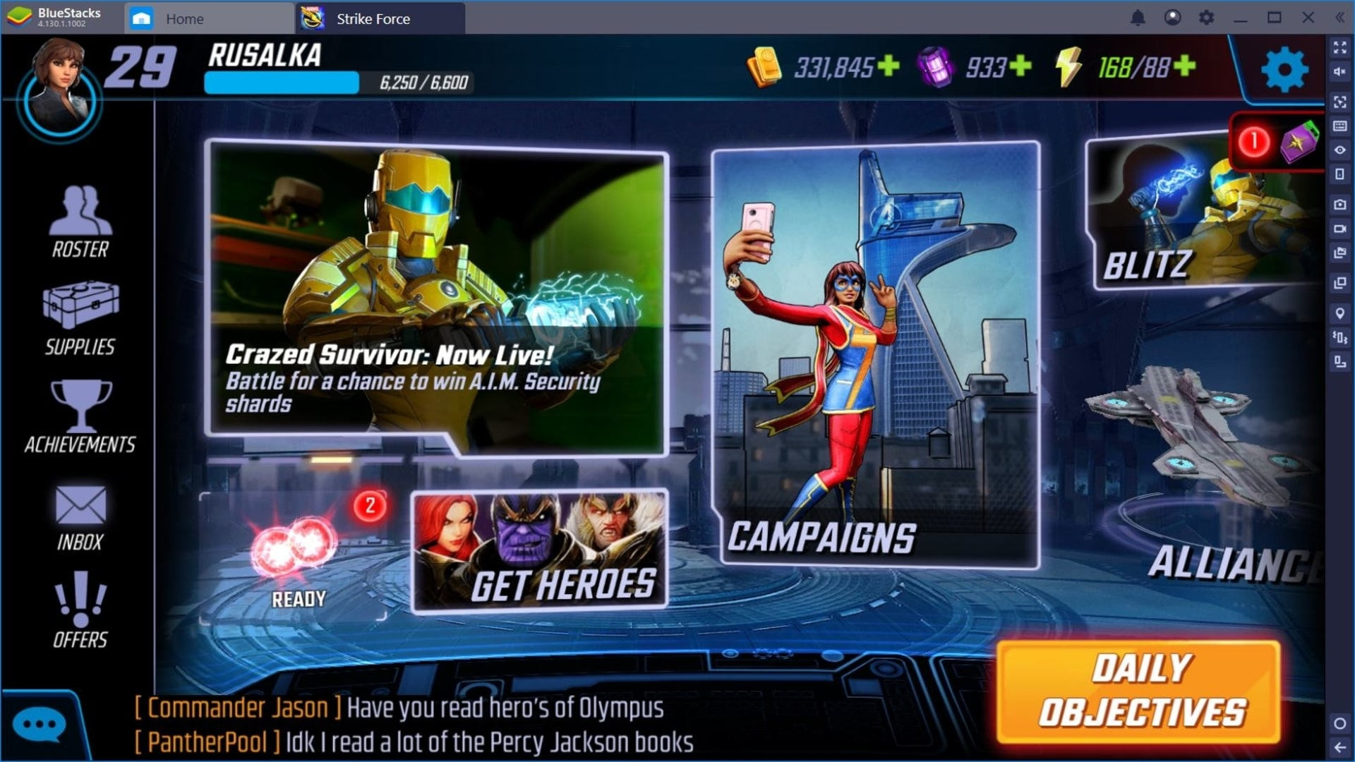 Marvel Strike Force to inlcude new characters