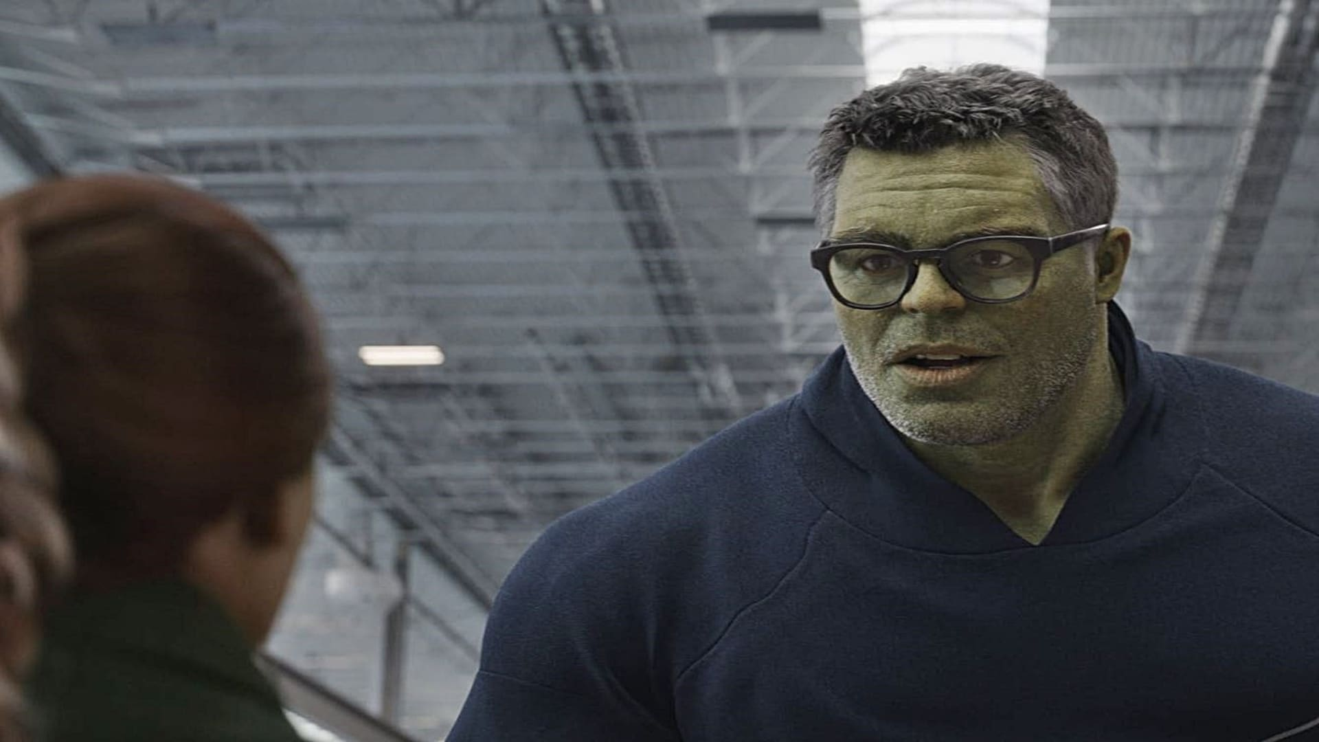 Mark Buffalo as the Hulk