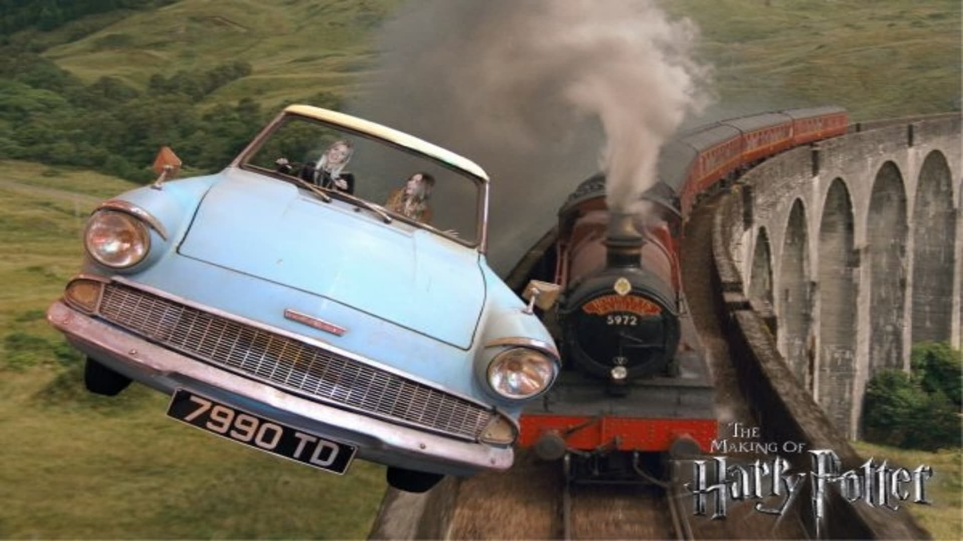 The transportation mess in Harry Potter